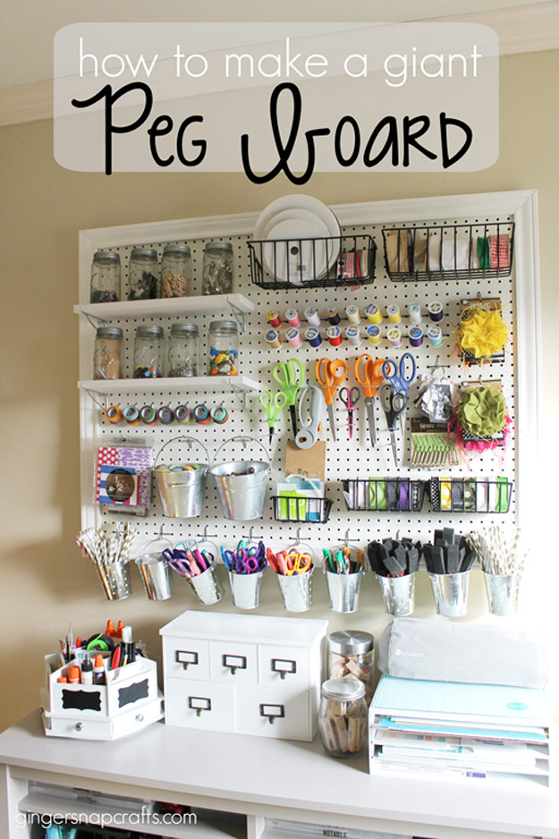 7 Craft Organization Ideas You Can Use Today