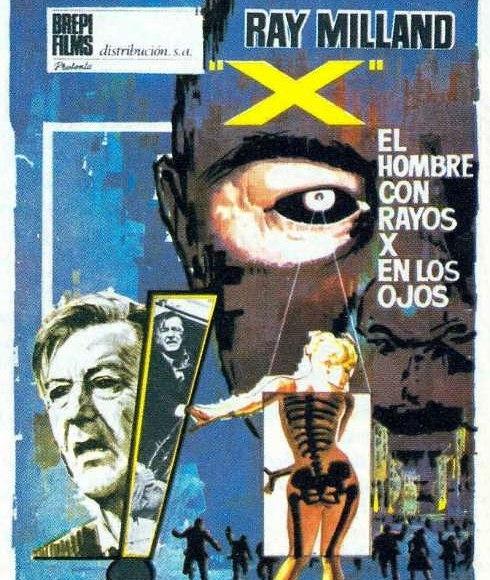 El hombre con rayos X en los ojos (1963, Roger Corman)
