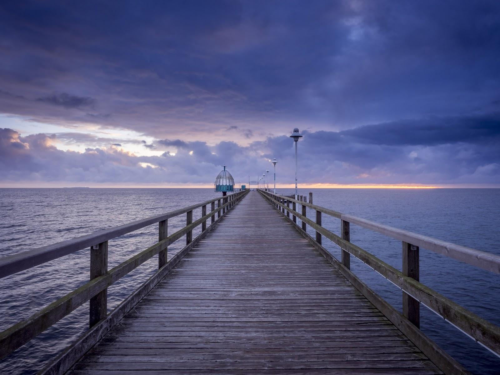 types pictures of a wooden pier