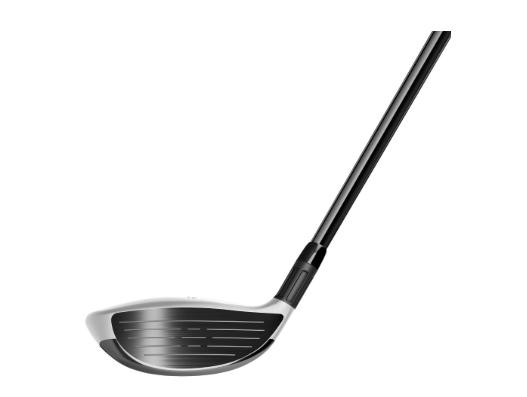 Черен стик за голф от дърво