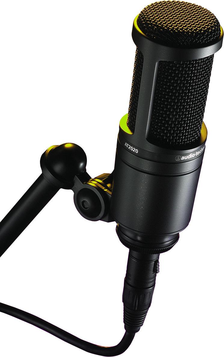 microfone condensador att 2020