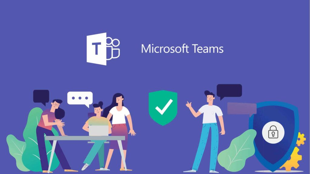 Share and interact live with MS teams