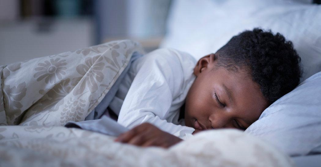 Helping Our School-Age Children Sleep Better - The New York Times