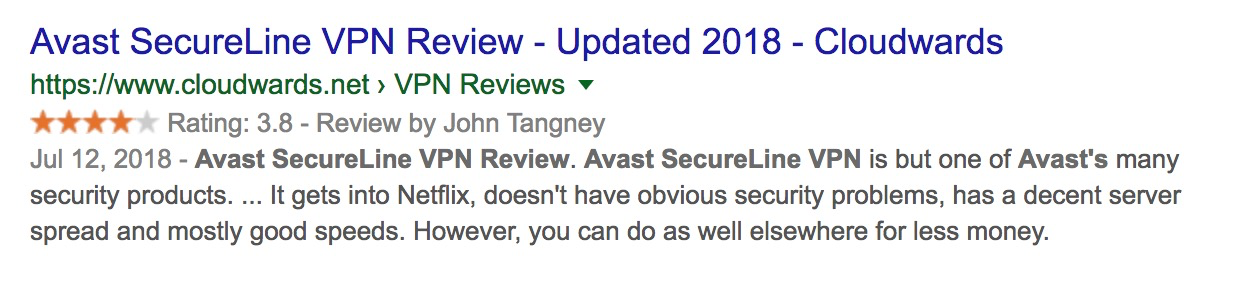 Avast VPN Review: Is it Everything It's Cracked Up to Be?