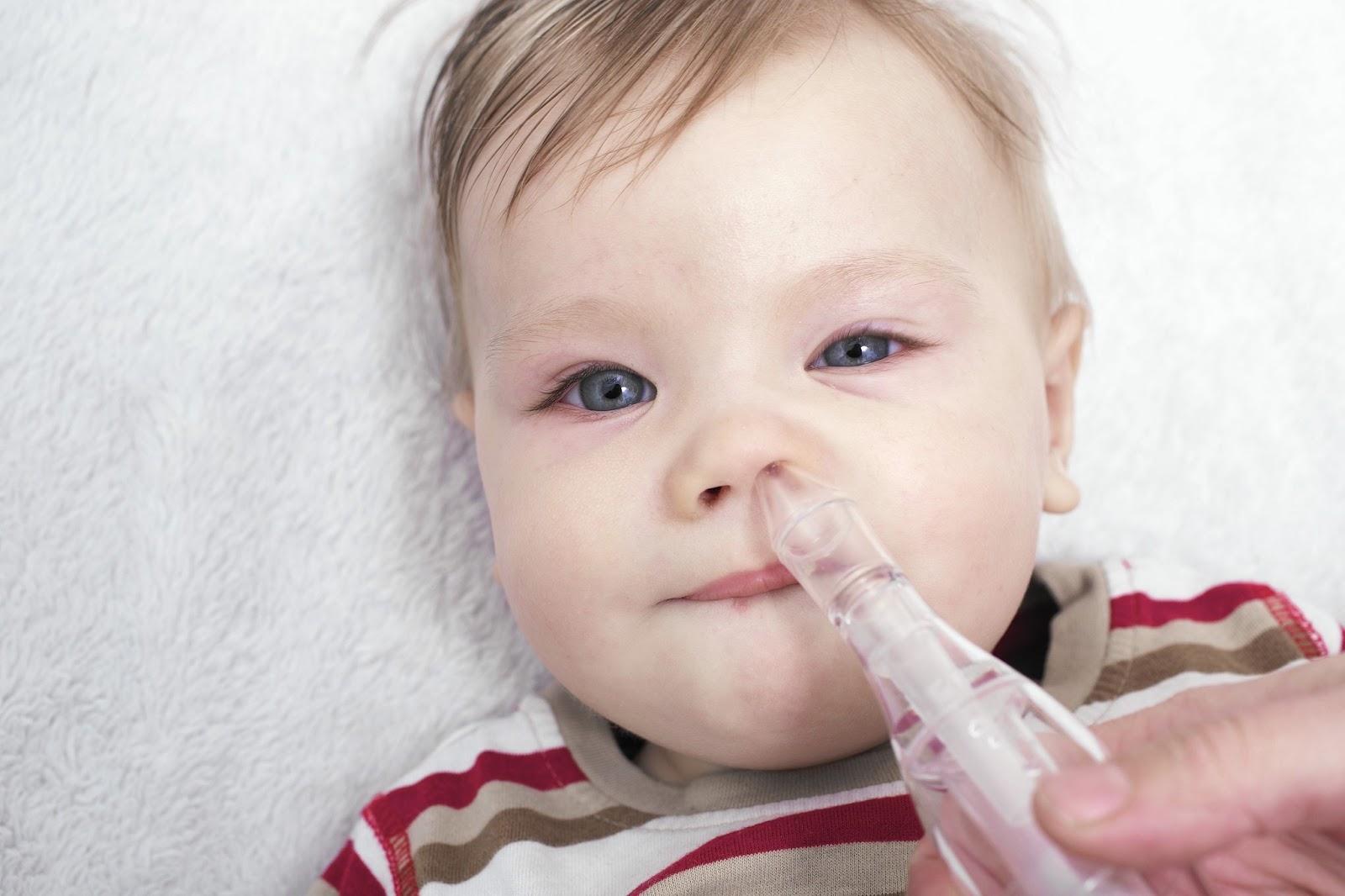 Newborn's cold – 'home fixes'