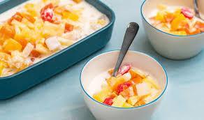 Coconut Cream Fruit Salad Recipe: A Fresh Take on the Classic Dessert
