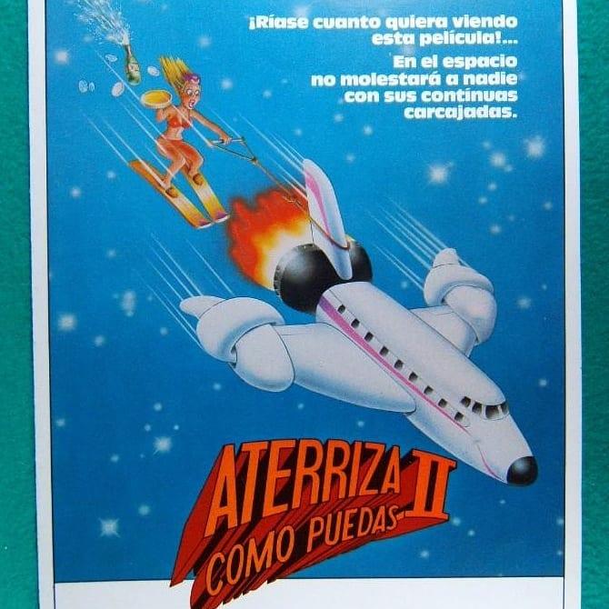 Aterriza como puedas II (1982, Ken Finkleman)