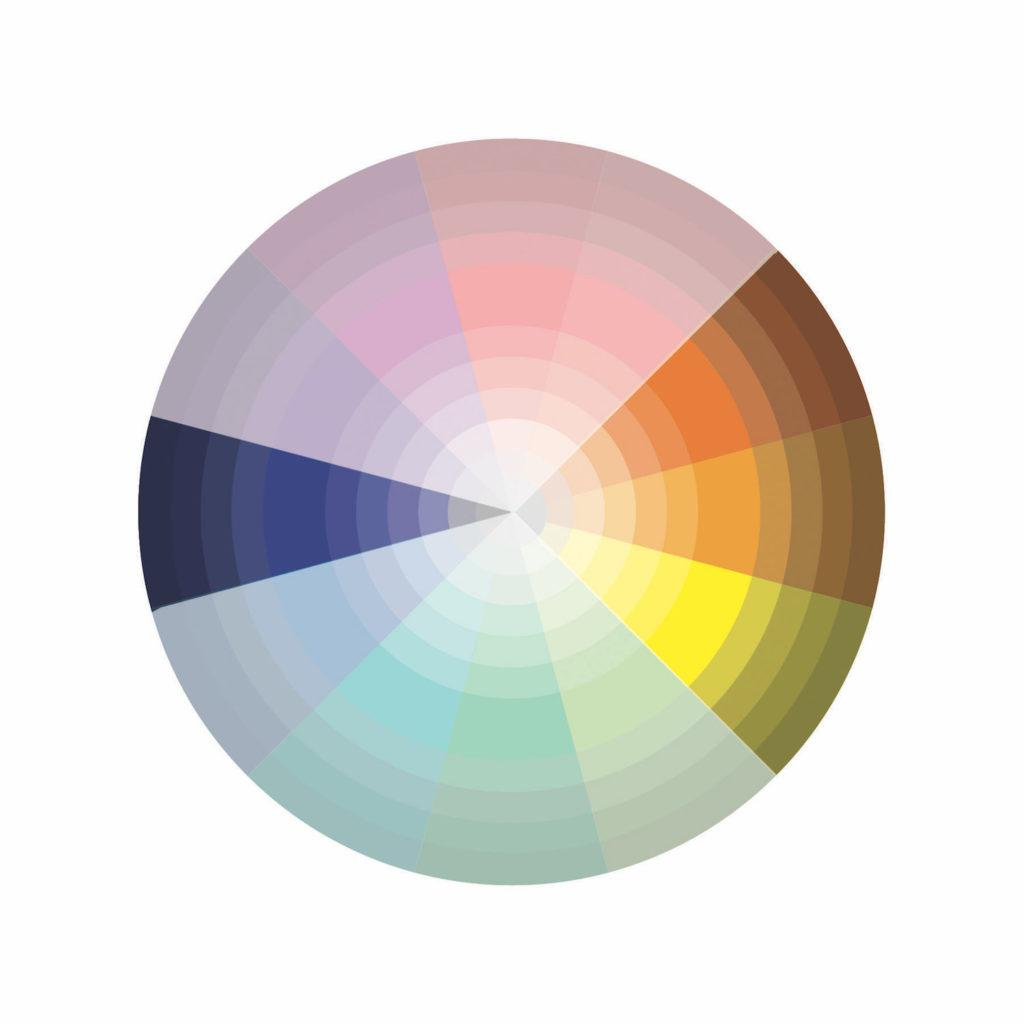 Chọn phối màu |  Phối màu bổ sung tương tự