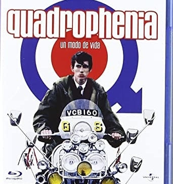 Quadrophenia (1979, Franc Roddman)