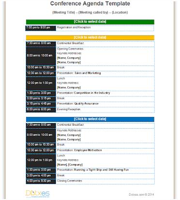 Pto Meeting Agenda Template from lh4.googleusercontent.com