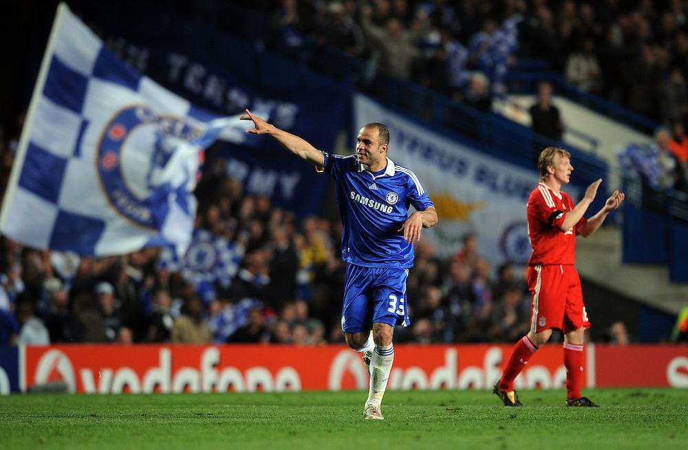Kết quả hình ảnh cho Liverpool vs Chelsea | 4-4 (2008-09 UEFA CL 2nd Leg)