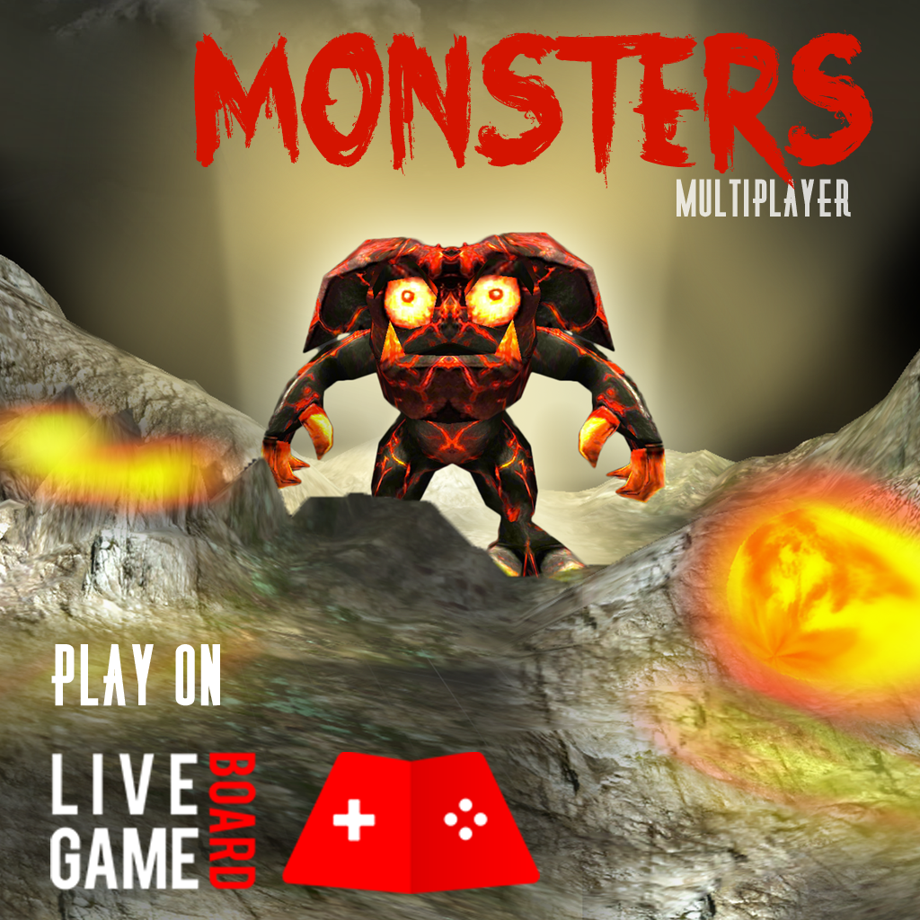 Monsters multiplayer big icon