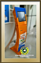 Jual Kiosk Touch Screen