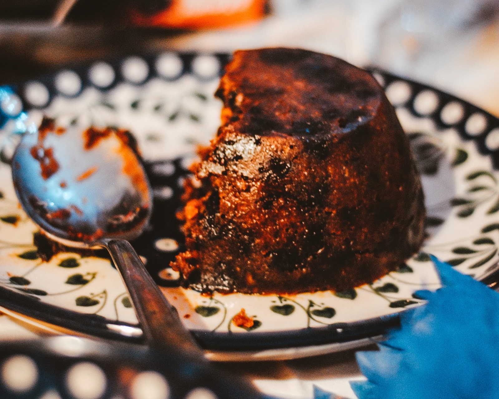 Delicious chocolate alternatives to Christmas pudding