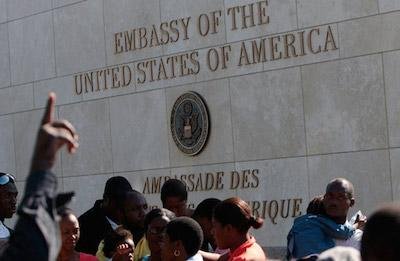 AMERICAN AMBASSADOR'S ANALYSIS IS SMACK ON BUT PREDICTS NO HONORABLE RESOLUTION TO CRISIS OTHER THAN 1987 ARTICLE 149- PEOPLE HAVE NO SHELTER –FOOD –HOPE – CHOLERA IS ACCELERATING