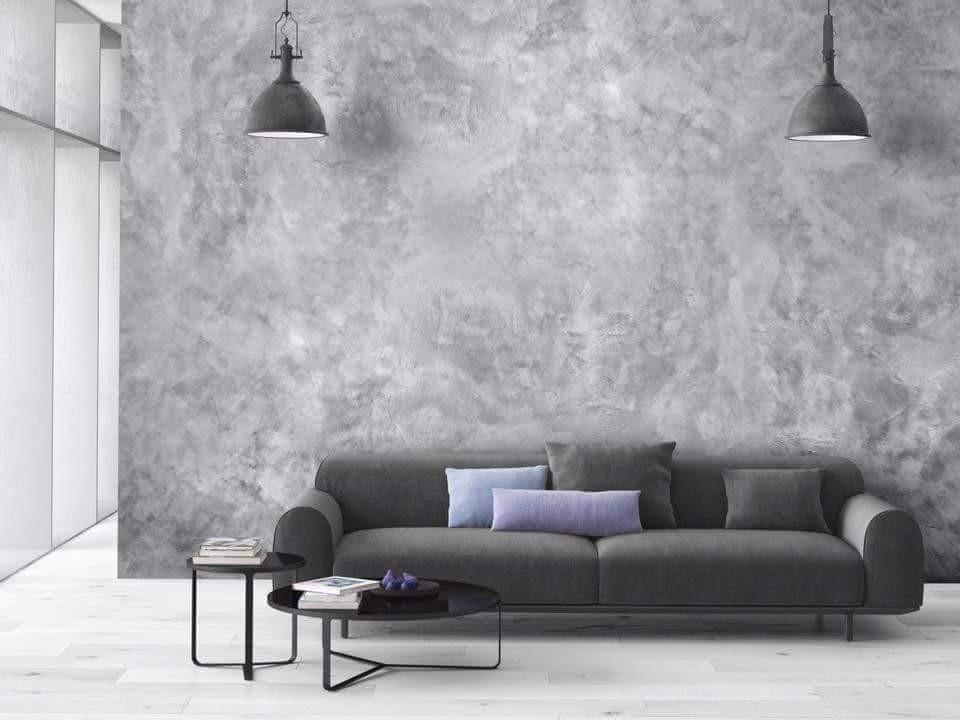 Cùng thay áo mới cho không gian của bạn với hiệu ứng sơn hoa văn tường