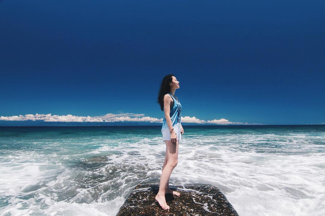 綠島大白沙潛水區
