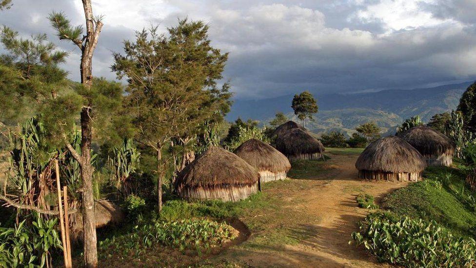 Африканське селище