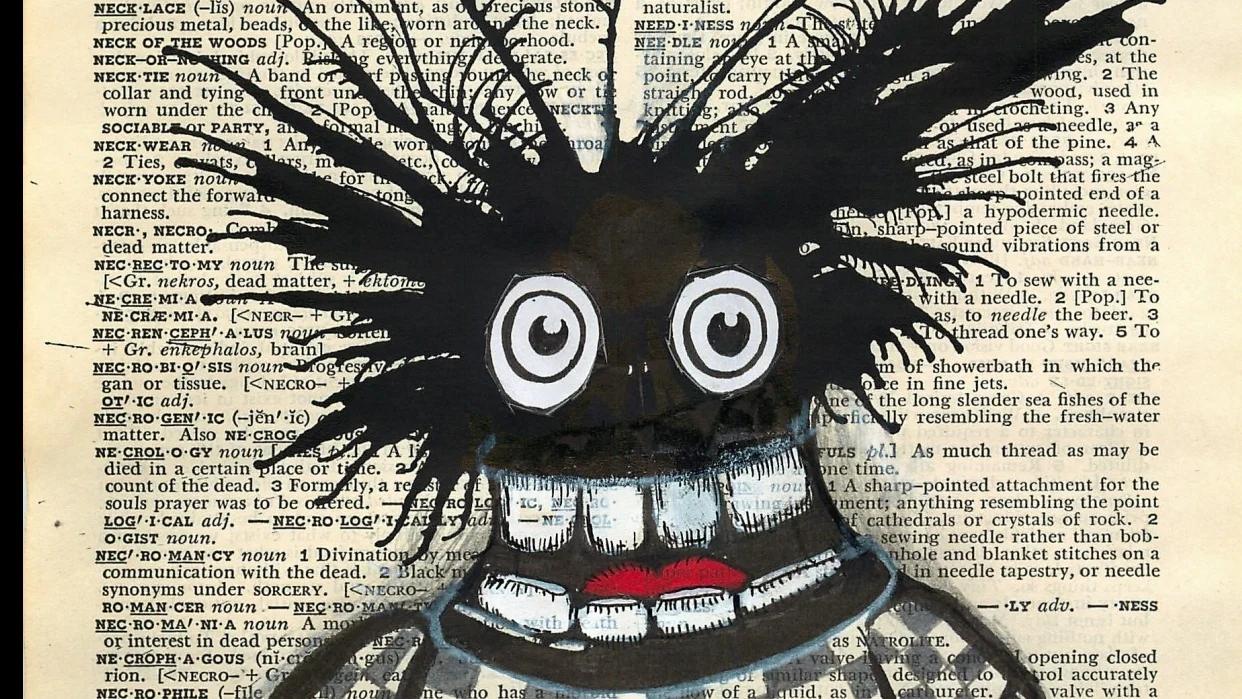 ink monster