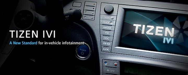 Image result for Tizen In-Vehicle Infotainment