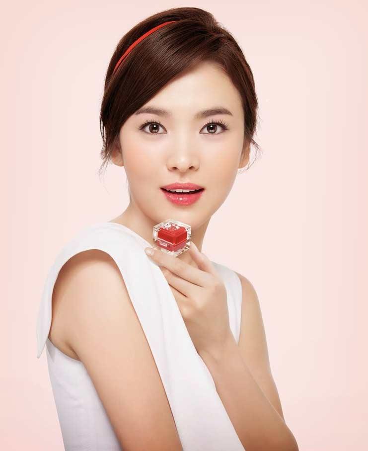 Выбор корейского крема для лица