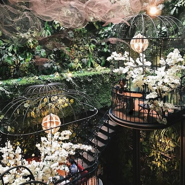Những quán cafe lãng mạn ở Sài Gòn