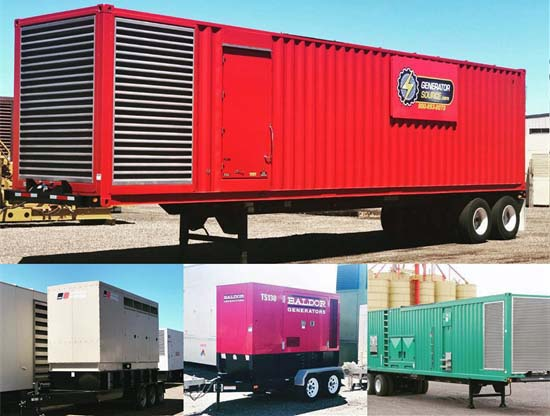 Reasons To Require An Emergency Rental Generator