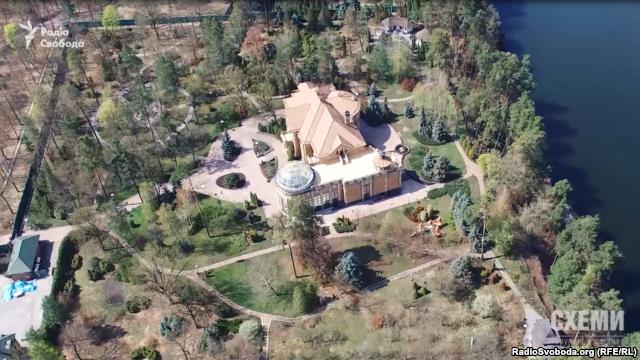 За інформацією ЗМІ, Віктор Ющенко виїхав з цього будинку