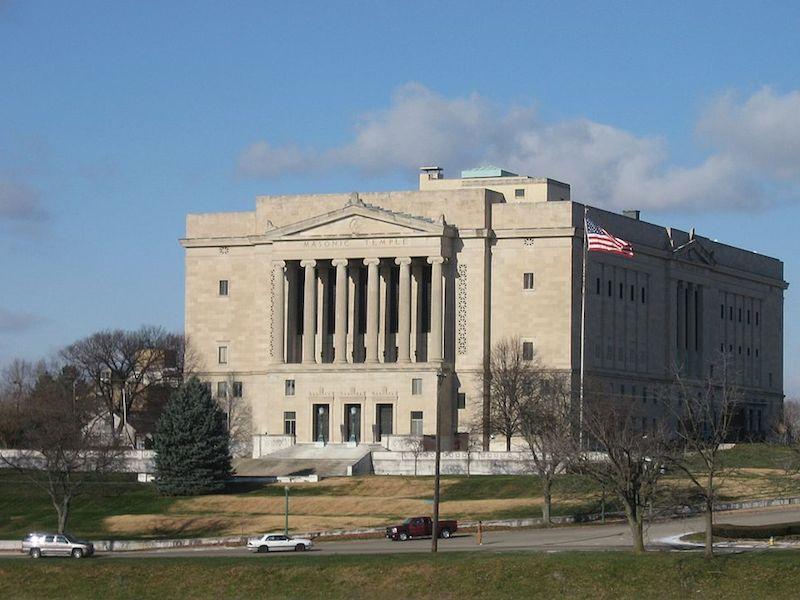 exterior of Dayton Art Institute