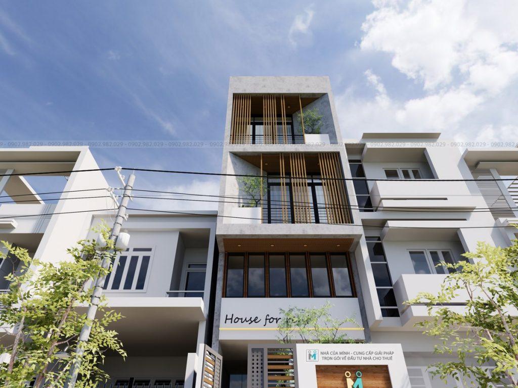 Tùy thuộc vào nhu cầu sử dụng để lựa chọn căn nhà phù hợp