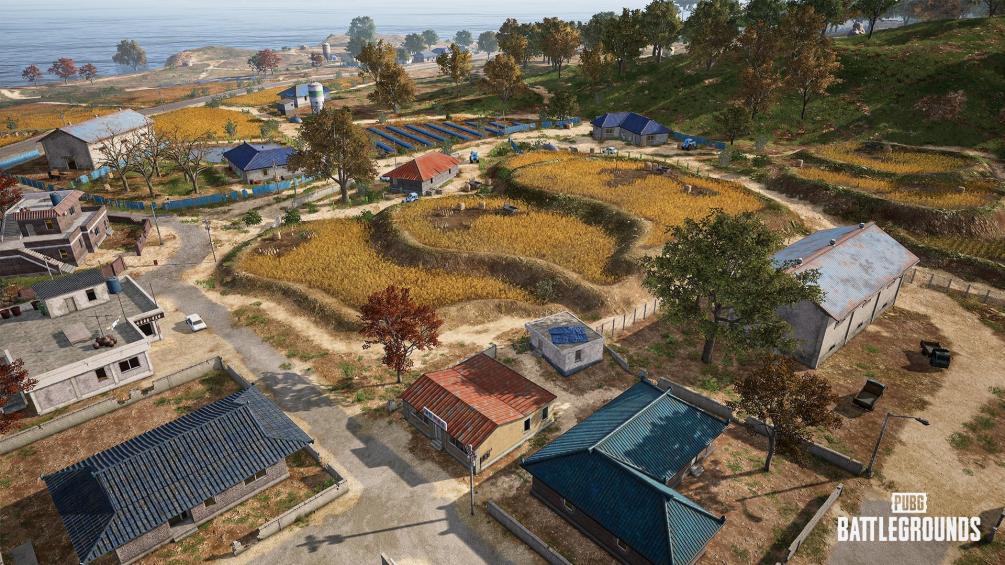 New Map Taego