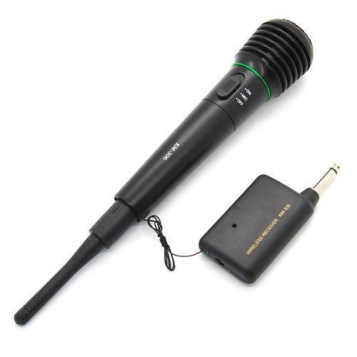 S5Q 2in1 Wired Wireless Handheld Microphone Mic Receiver System Undirectional AAADEG oqseyu.jpg