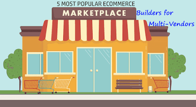 eCommerce Marketplace builders for Multi-Vendors