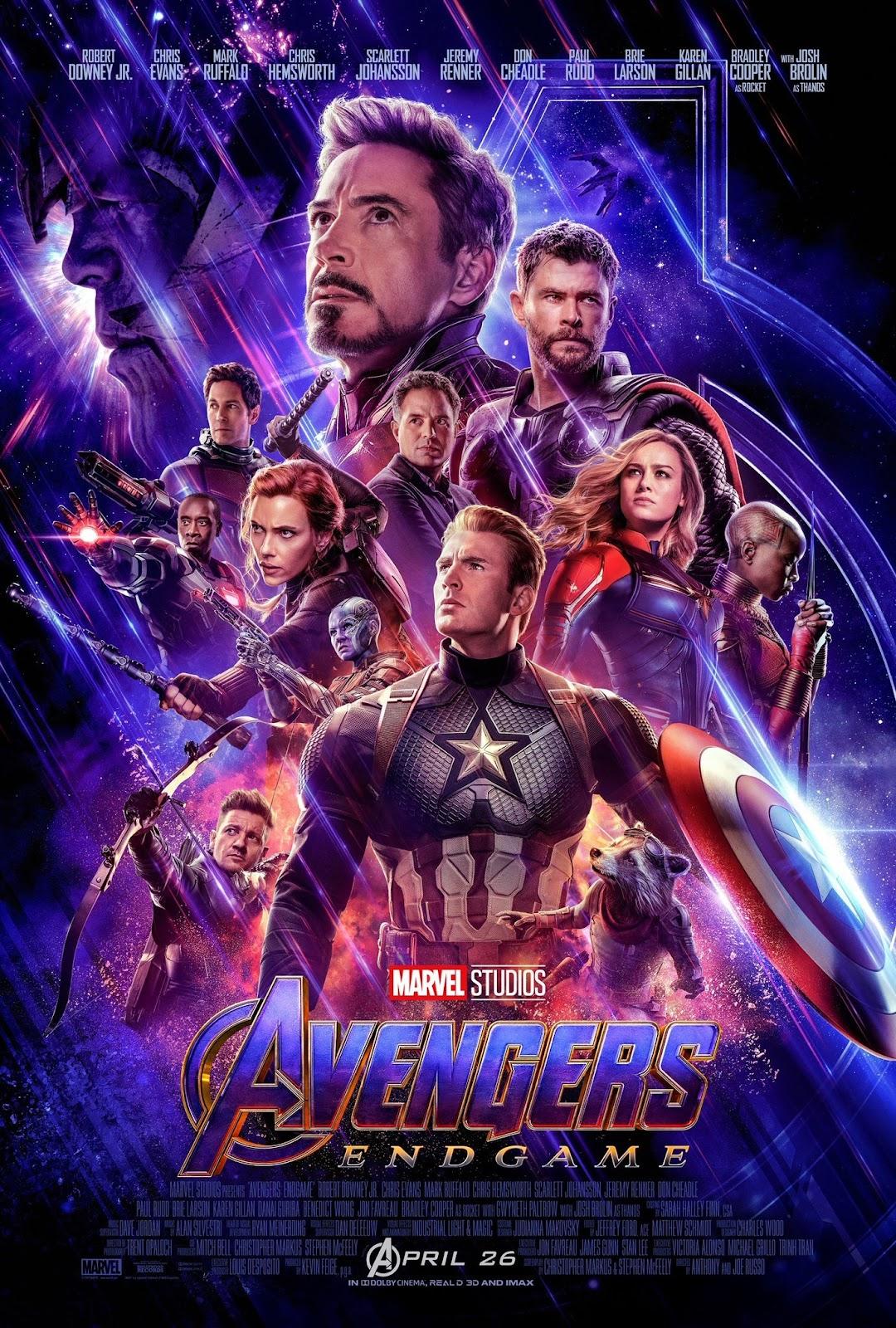 Avengers: Endgame; Director Russo Bros