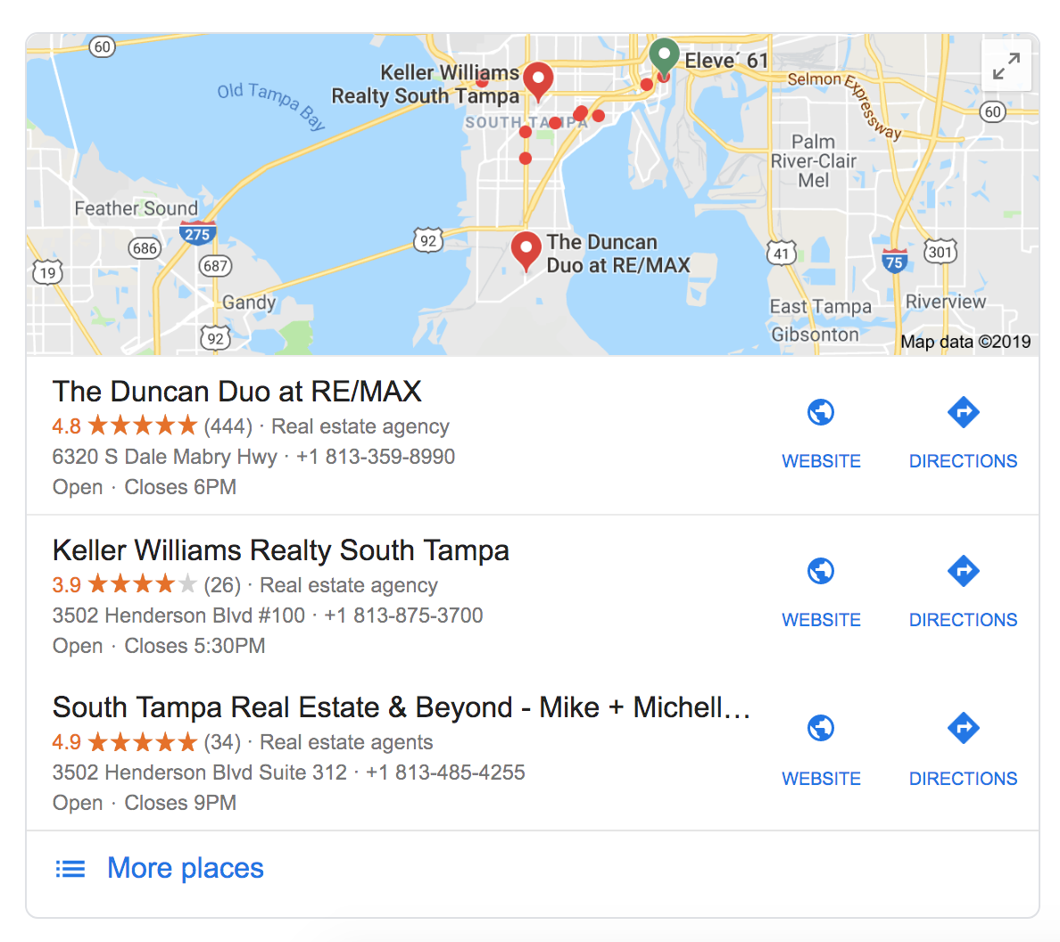 Google 3-Pack for Real Estate | Marketing Strategies for Real Estate Agents