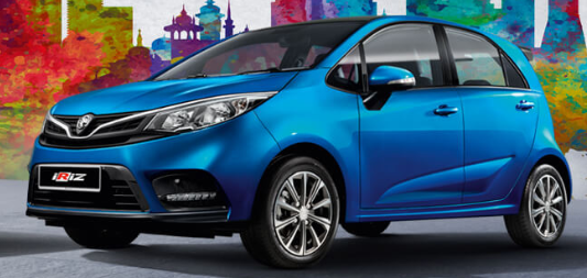 Discussions on Proton Iriz after a Road Test- Some So-called Improvements not Directly Visible
