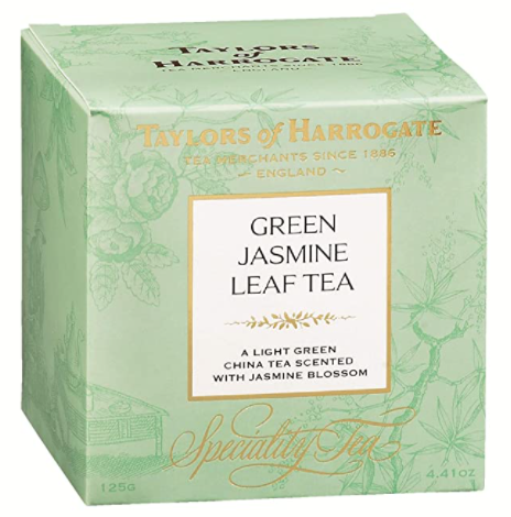 taylors of harrogate green tea loose