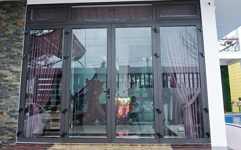 Cửa nhôm xingfa là loại cửa được sử dụng nhiều nhất hiện nay