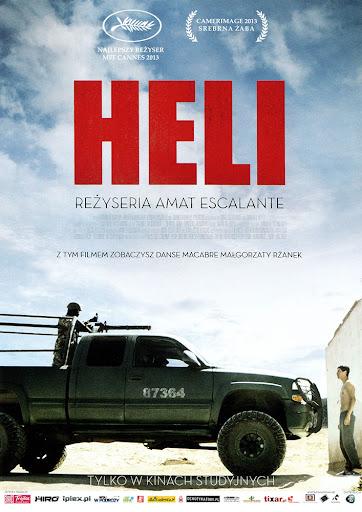 Przód ulotki filmu 'Heli'