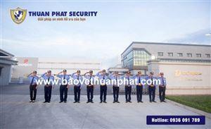 Công ty bảo vệ chuyên nghiệp tại Bắc Giang