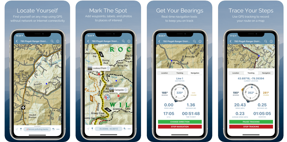 Avenza Maps - Offline Mapping Best off-road GPS app for Android and IOS IN 2021