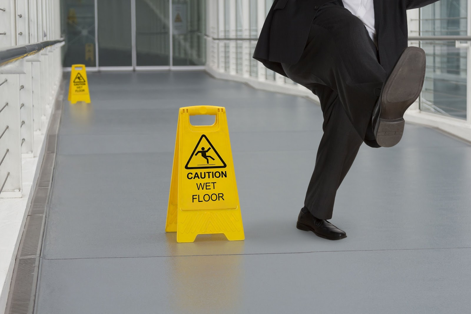 What Causes Florida Slip and Falls