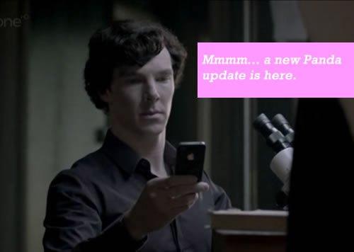 SEO Sherlock Holmes: Quan sát
