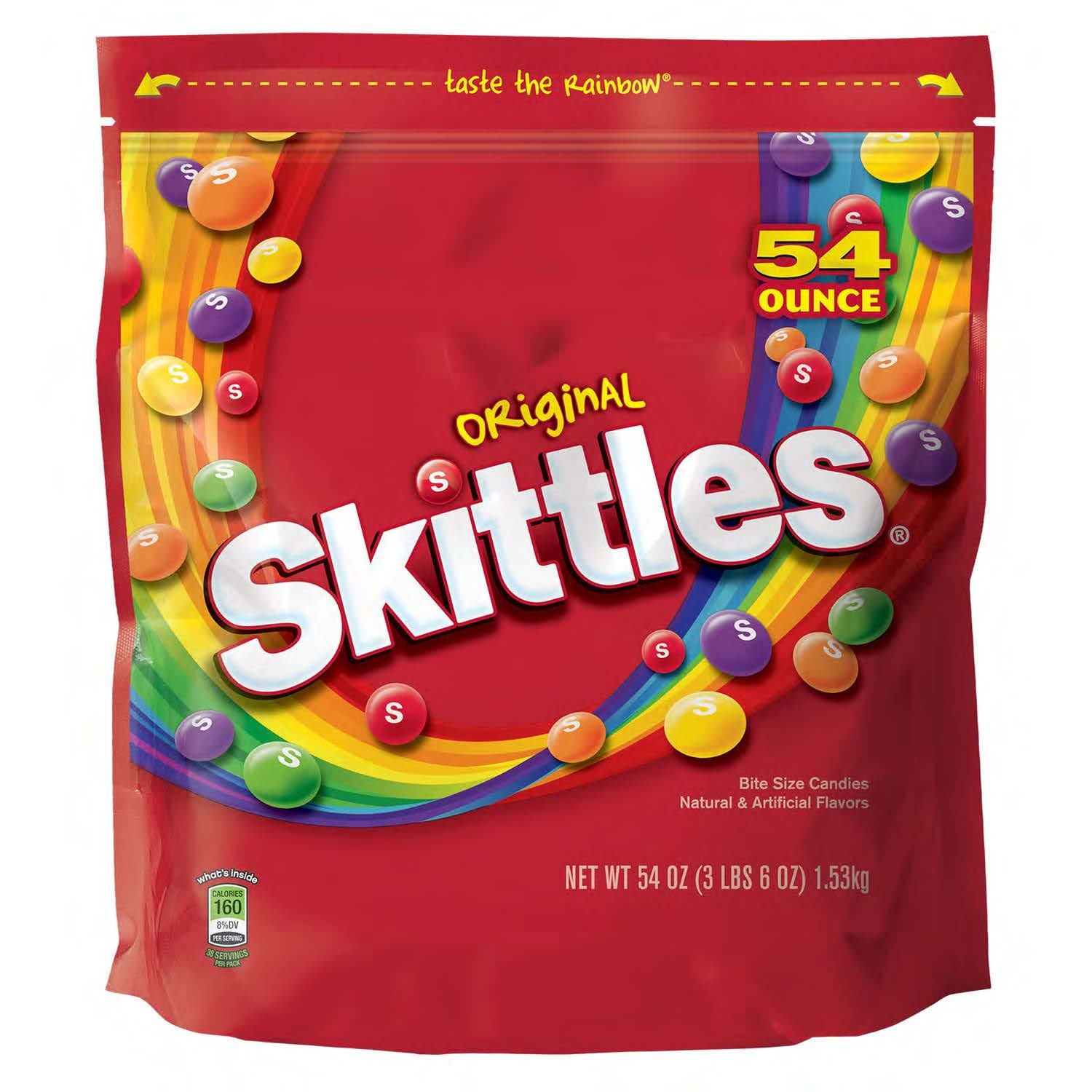 Skittles candy   Allergy Friendly Halloween Candy