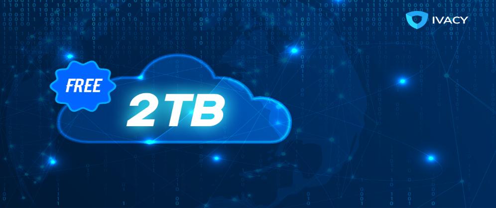 2TB free