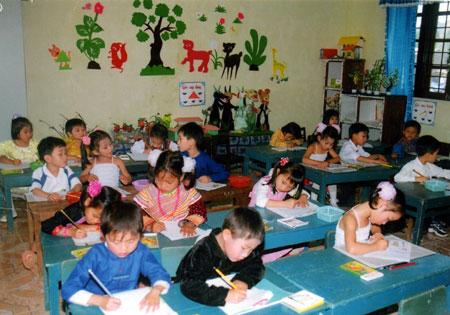 Chương trình hành động quốc gia vì trẻ em giai đoạn 2012 - 2020