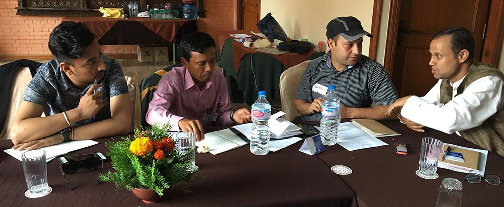 Macchindra from Nepal