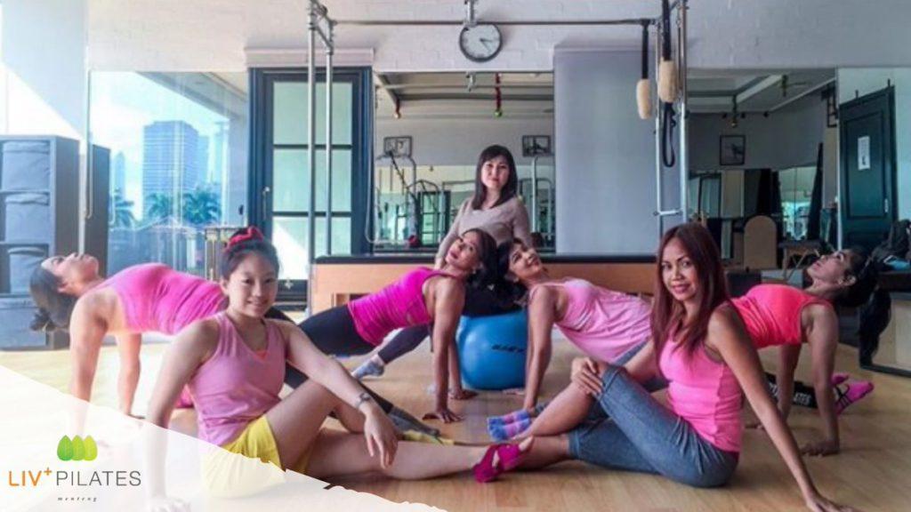 Liv+ Pilates member