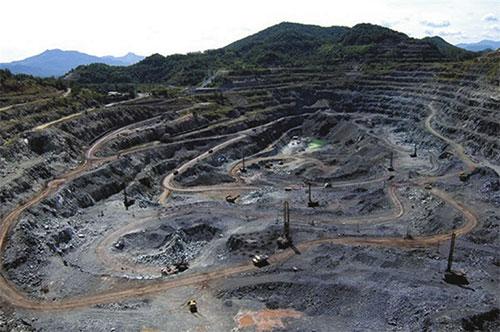 礦業開採用消泡劑在採礦行業中應用