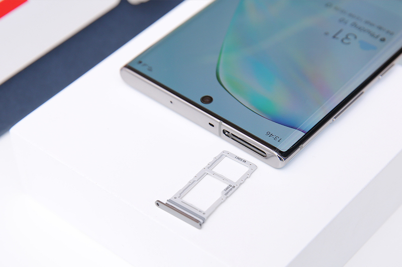 Sửa lỗi Samsung Note 10, Note 10 Plus không nhận sim